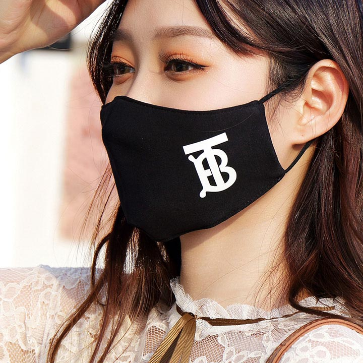 Burberry 3D face mask
