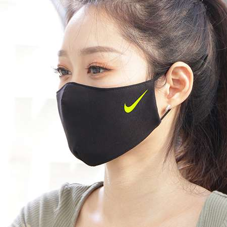 NIKE fashion 100% cotton sports mask