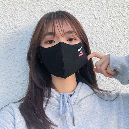 NIKE AIRMAX  Fashion 3D adult Face Mask