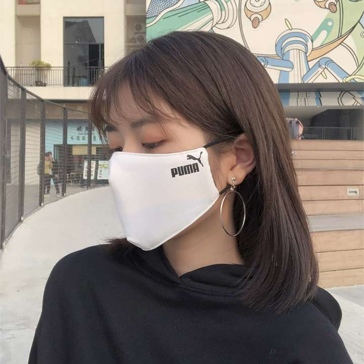 Soft breathable fabric mask